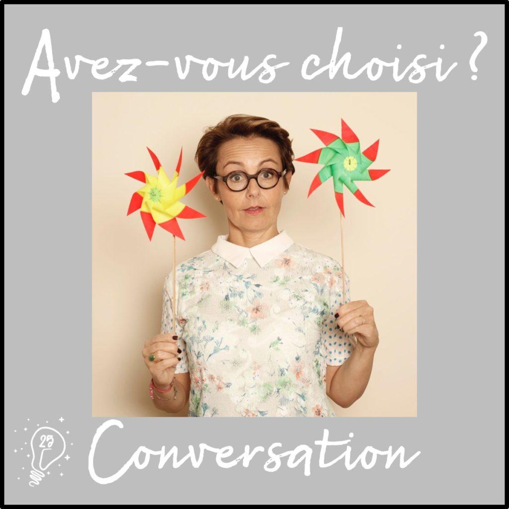 Avez-vous choisi ? Conversation avec Florence Servan-Schreiber - La mélodie du bonheur (épisode 25)