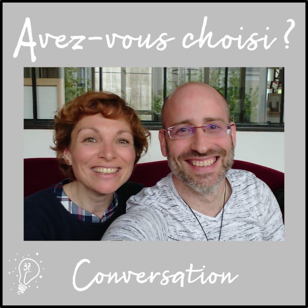 Avez-vous choisi ? Conversation avec Frédéric - Marque Subjective (épisode 37)