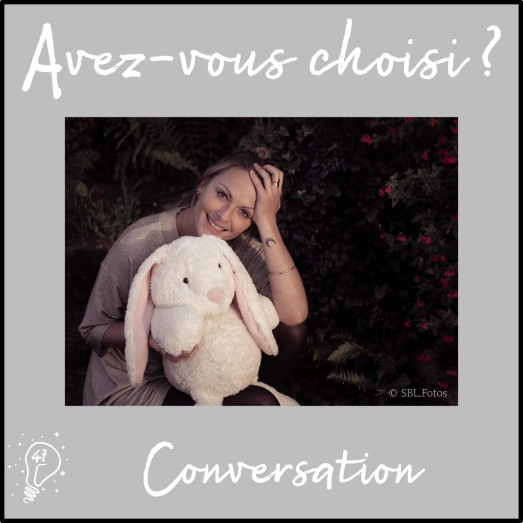 Conversation avec Claire - LHappyNous (épisode 47)