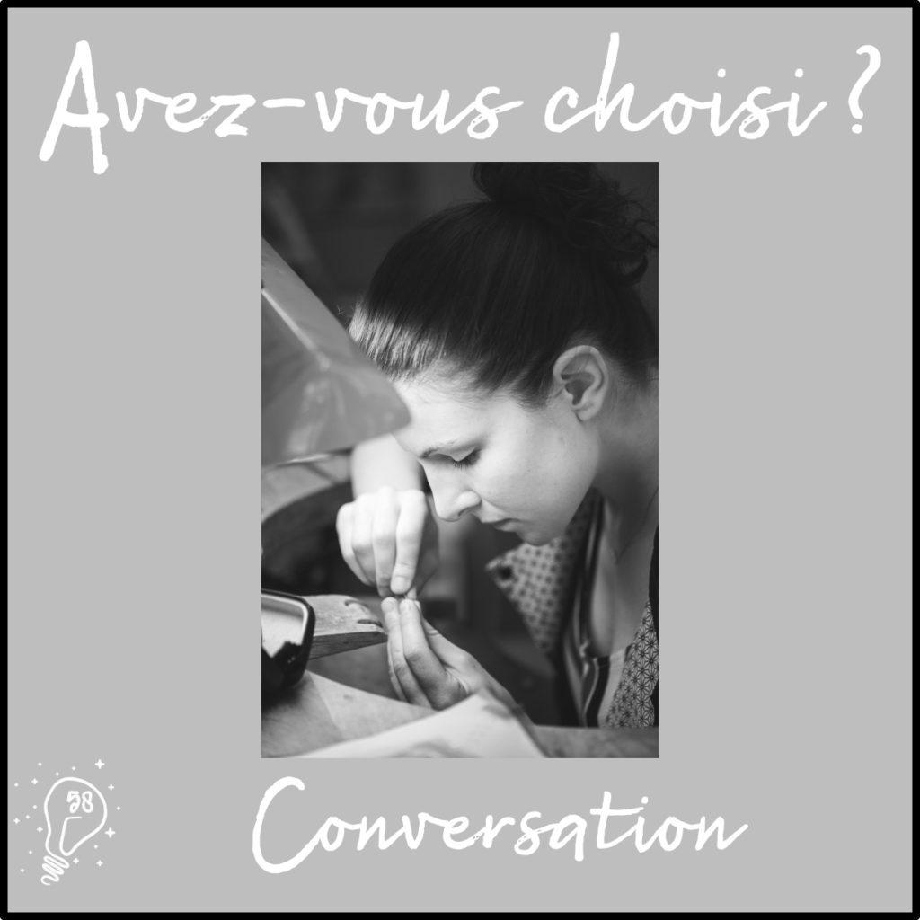 Conversation avec Flora - In Aurem : un chemin de bijoux singuliers (épisode 58)