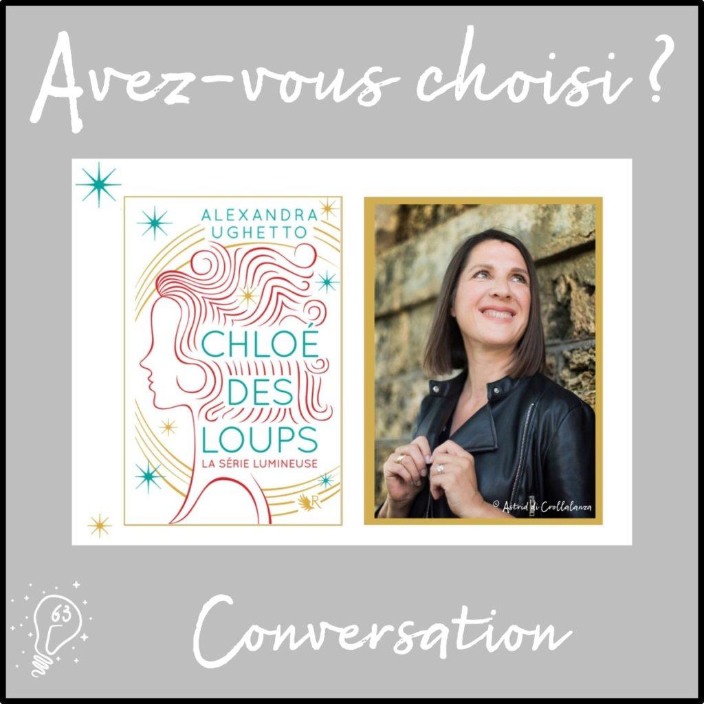 Conversation avec Alexandra Ughetto - Sortir son rêve du placard - (épisode 63)