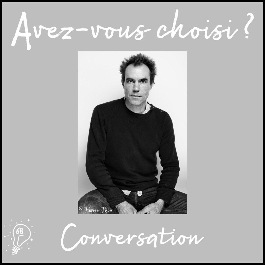 Conversation avec Fabien Tijou - Le Petit Studio | Capturer l'essence avec nuance - (épisode 68)