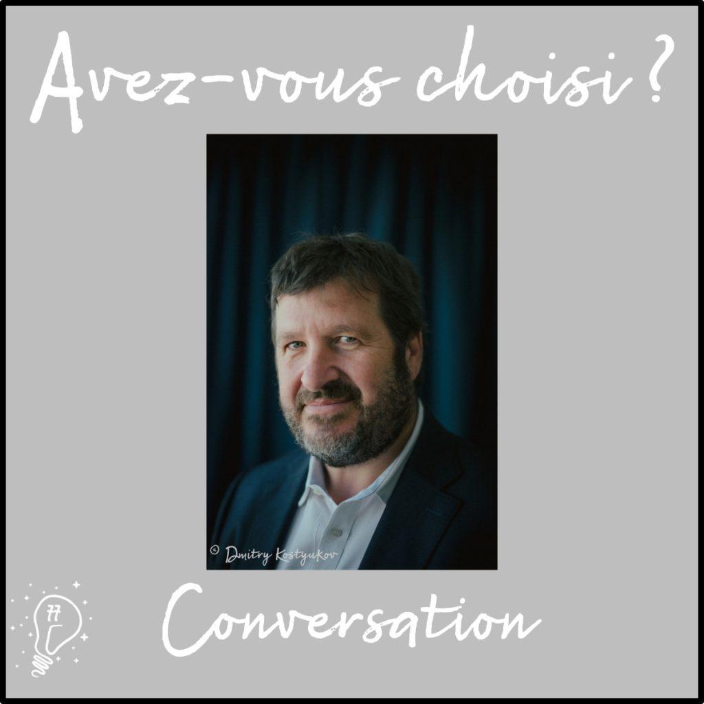 Conversation avec Manuel MALLEN – Courbet – Le hacker de diamants de la Place Vendôme - (Episode 77)