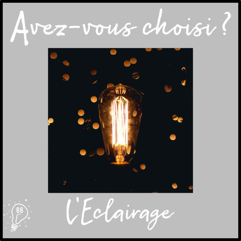 Avez-vous choisi ? L'Éclairage – Claudine (épisode 86)