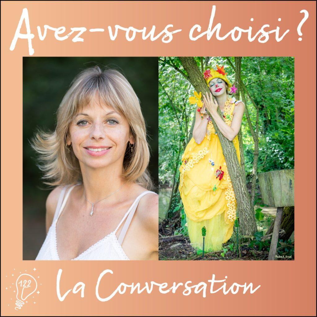 La Conversation avec Sandra Meunier | Faire le choix de la joie (Épisode 122)